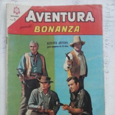 Tebeos: AVENTURA - BONANZA Nº 358 - NOVARO 1964. Lote 133349698