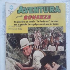 Tebeos: AVENTURA - BONANZA Nº 397 - NOVARO 1965. Lote 133349898