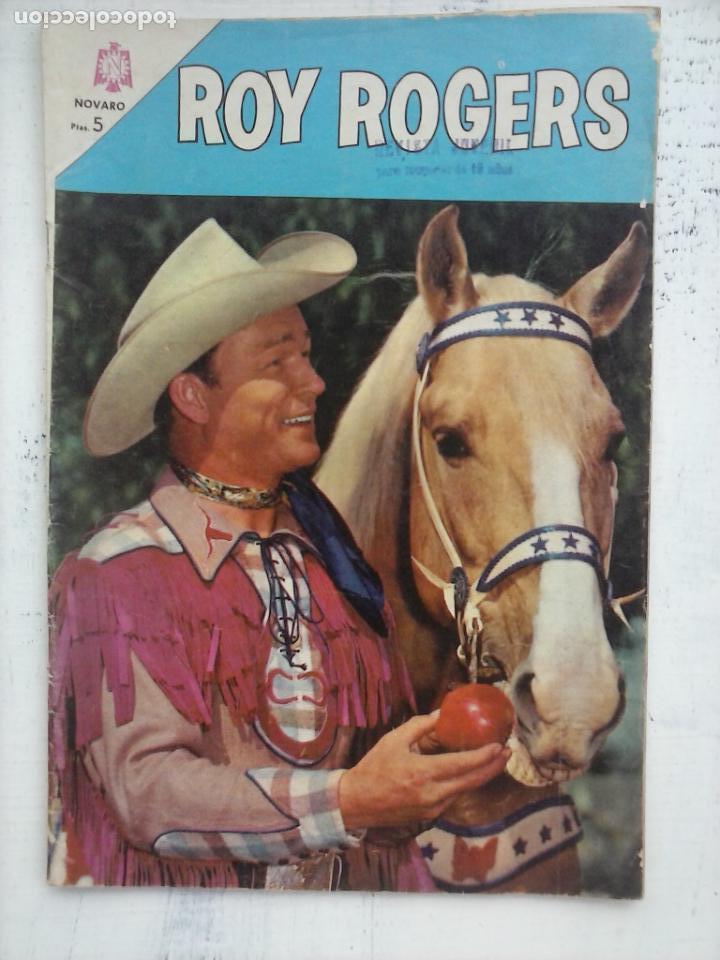 ROY ROGERS Nº 149 - NOVARO 1965 (Tebeos y Comics - Novaro - Roy Roger)