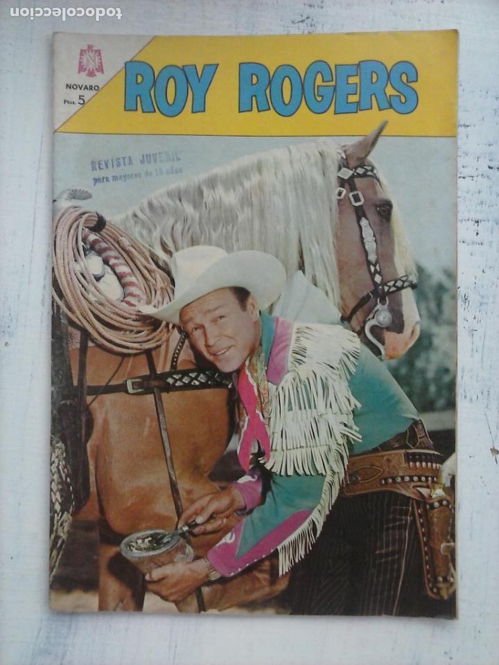 ROY ROGERS Nº 146 - NOVARO 1964 (Tebeos y Comics - Novaro - Roy Roger)
