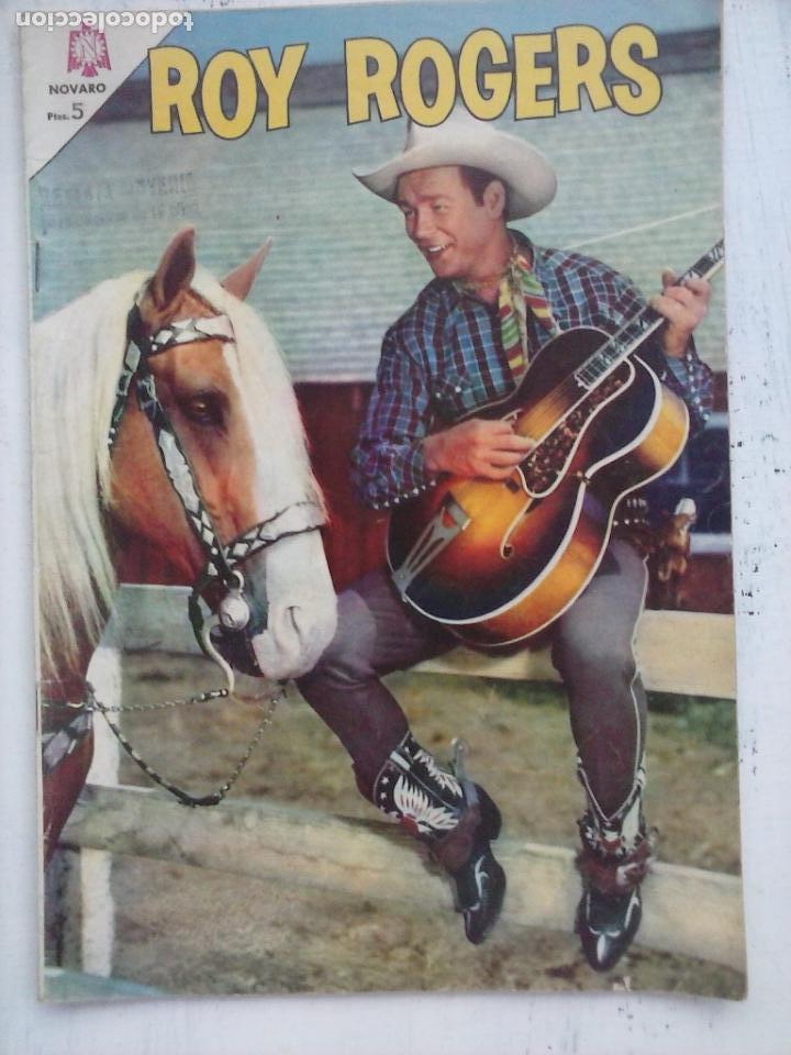 ROY ROGERS Nº 148 - NOVARO 1964 (Tebeos y Comics - Novaro - Roy Roger)