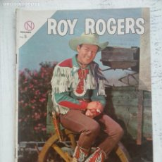 Tebeos: ROY ROGERS Nº 142 - NOVARO 1964. Lote 133351486