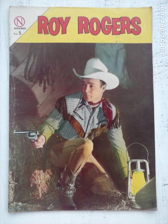 ROY ROGERS Nº 140 - NOVARO 1964 (Tebeos y Comics - Novaro - Roy Roger)