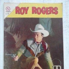 Tebeos: ROY ROGERS Nº 140 - NOVARO 1964. Lote 133351578