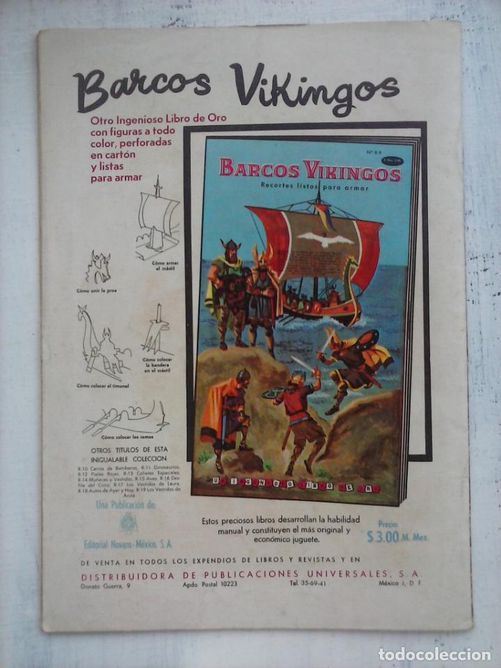Tebeos: ROY ROGERS Nº 140 - NOVARO 1964 - Foto 2 - 133351578