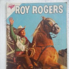 Tebeos: ROY ROGERS Nº 89 - NOVARO 1960. Lote 133352130