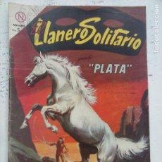 Tebeos: EL LLANERO SOLITARIO Nº 133 - NOVARO 1964 - PLATA. Lote 133352310