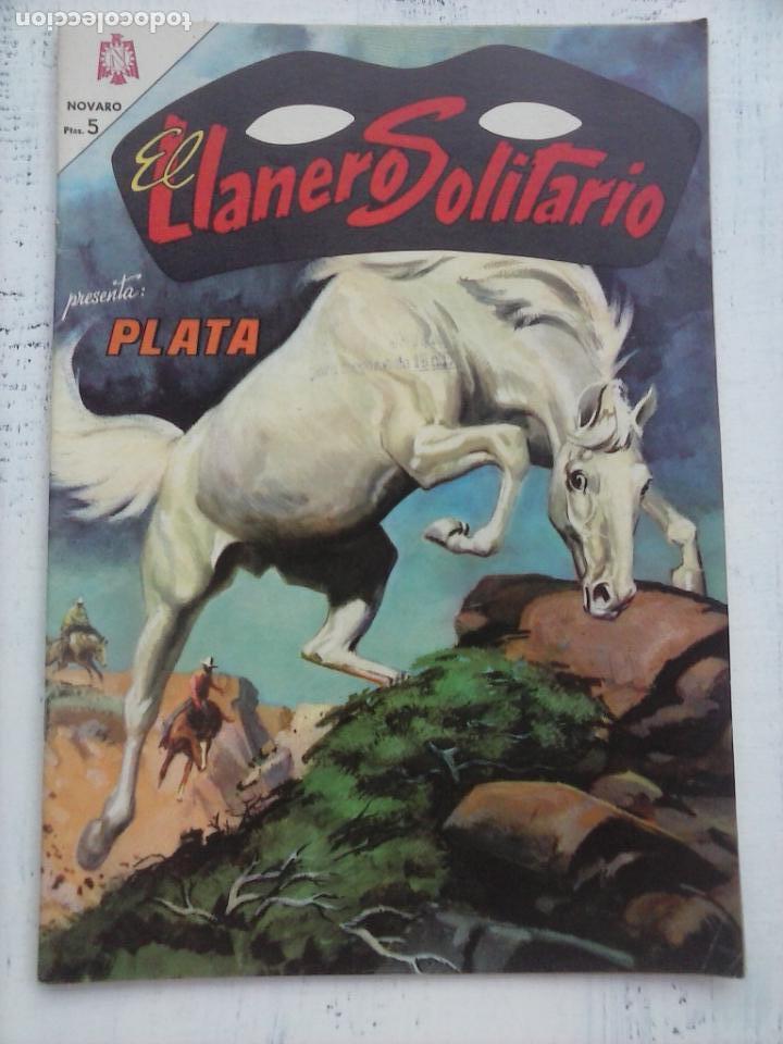 EL LLANERO SOLITARIO Nº 139 - NOVARO 1964 - PLATA (Tebeos y Comics - Novaro - El Llanero Solitario)