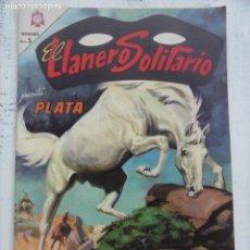 Tebeos: EL LLANERO SOLITARIO Nº 139 - NOVARO 1964 - PLATA. Lote 133352498