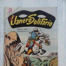 Tebeos: EL LLANERO SOLITARIO Nº 142 - NOVARO 1965. Lote 133352802