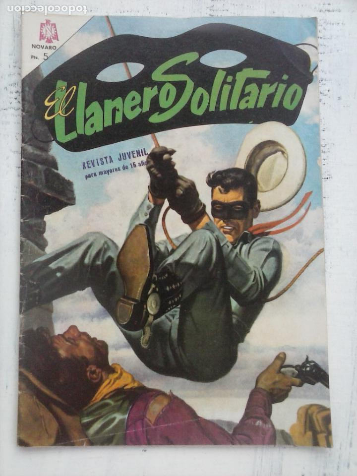 EL LLANERO SOLITARIO Nº 151 - NOVARO 1965 (Tebeos y Comics - Novaro - El Llanero Solitario)