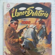 Tebeos: EL LLANERO SOLITARIO - TORO Nº 136 - NOVARO 1964. Lote 133353058
