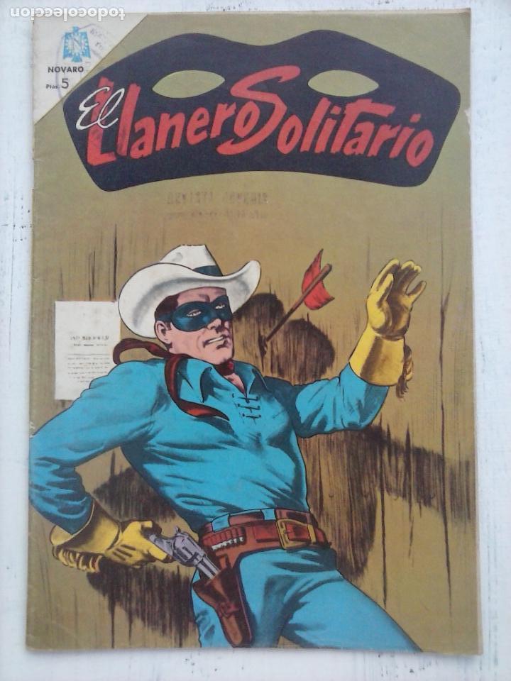 EL LLANERO SOLITARIO Nº 143 - NOVARO 1965 (Tebeos y Comics - Novaro - El Llanero Solitario)