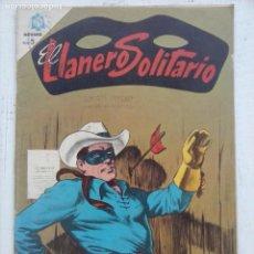 Tebeos: EL LLANERO SOLITARIO Nº 143 - NOVARO 1965. Lote 133353162