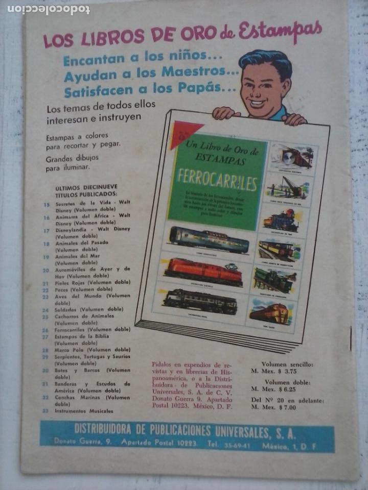 Tebeos: EL LLANERO SOLITARIO Nº 143 - NOVARO 1965 - Foto 2 - 133353162