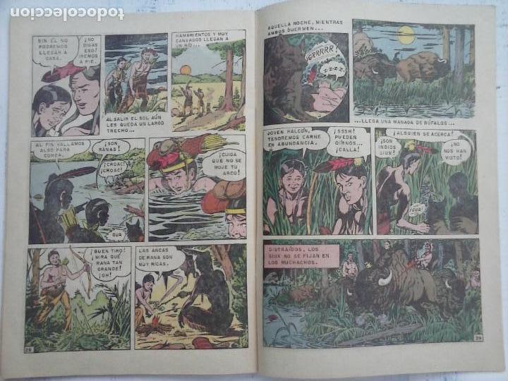 Tebeos: EL LLANERO SOLITARIO Nº 143 - NOVARO 1965 - Foto 3 - 133353162