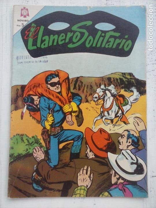 EL LLANERO SOLITARIO Nº 144 - NOVARO 1965 (Tebeos y Comics - Novaro - El Llanero Solitario)