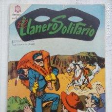 Tebeos: EL LLANERO SOLITARIO Nº 144 - NOVARO 1965. Lote 133353238
