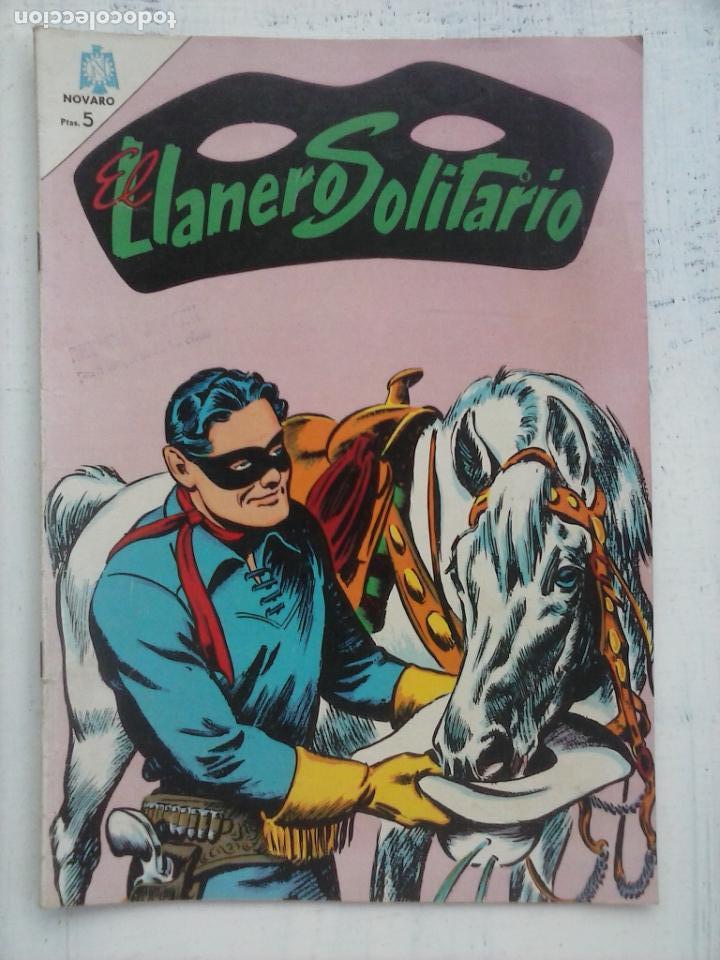 EL LLANERO SOLITARIO Nº 138 - NOVARO 1964 (Tebeos y Comics - Novaro - El Llanero Solitario)