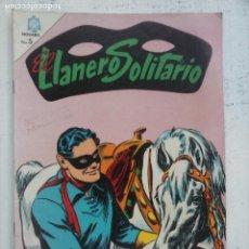 Tebeos: EL LLANERO SOLITARIO Nº 138 - NOVARO 1964. Lote 133353302
