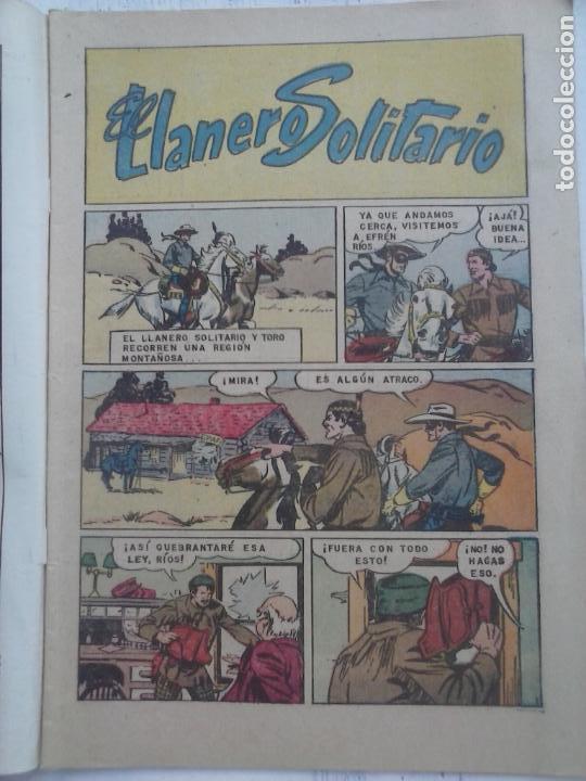 Tebeos: EL LLANERO SOLITARIO Nº 138 - NOVARO 1964 - Foto 3 - 133353302