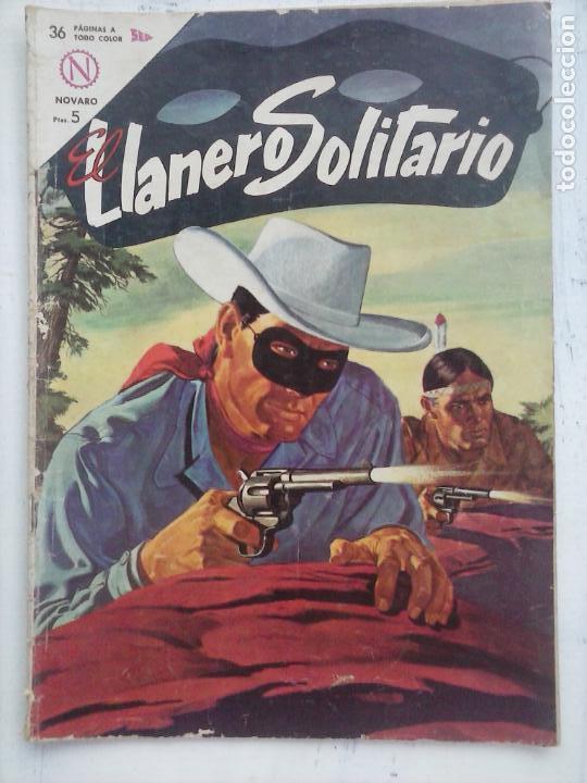EL LLANERO SOLITARIO Nº 129 - NOVARO 1963 (Tebeos y Comics - Novaro - El Llanero Solitario)