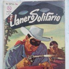 Tebeos: EL LLANERO SOLITARIO Nº 129 - NOVARO 1963. Lote 133353354