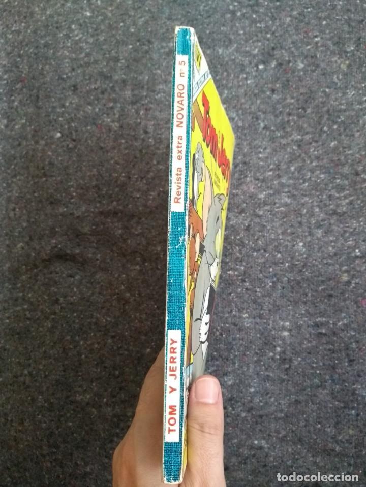 Tebeos: Tom y Jerry - Revista Extra nº 5 - 160 páginas - Foto 2 - 133365378