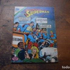 Tebeos: SUPERMAN, AÑO XXVII Nº 2-1172, 1978, SERIE AGUILA. Lote 133368542