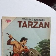 Tebeos: TARZÁN N° 125 - ORIGINAL EDITORIAL NOVARO. Lote 133369594
