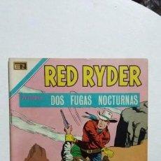 Tebeos: RED RYDER N° 258 - ORIGINAL EDITORIAL NOVARO. Lote 133371306