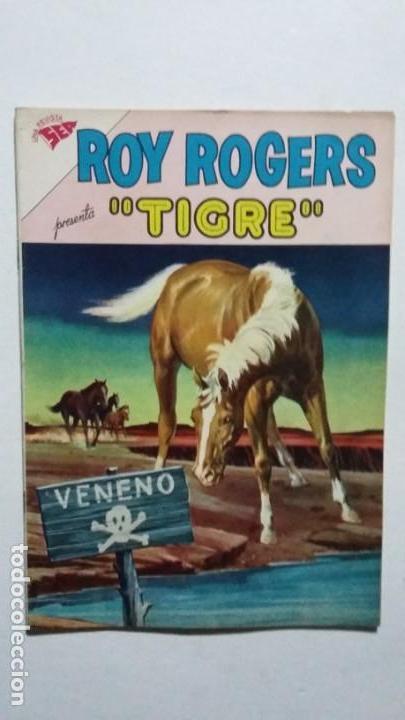 ROY ROGERS N° 111 - ORIGINAL EDITORIAL NOVARO (Tebeos y Comics - Novaro - Roy Roger)