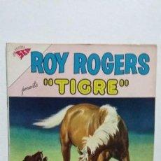 Tebeos: ROY ROGERS N° 111 - ORIGINAL EDITORIAL NOVARO. Lote 133371526