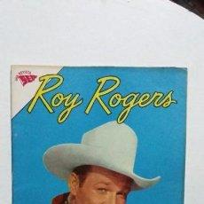 Tebeos: ROY ROGERS N° 114 - EXCELENTE! - ORIGINAL EDITORIAL NOVARO. Lote 133371674