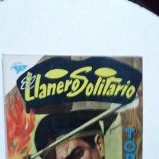 Tebeos: EL LLANERO SOLITARIO N° 107 - ORIGINAL EDITORIAL NOVARO. Lote 133441122