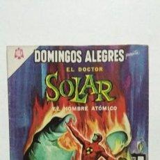 Tebeos: DOMINGOS ALEGRES N° 597 - EL DOCTOR SOLAR - ORIGINAL EDITORIAL NOVARO. Lote 133442294