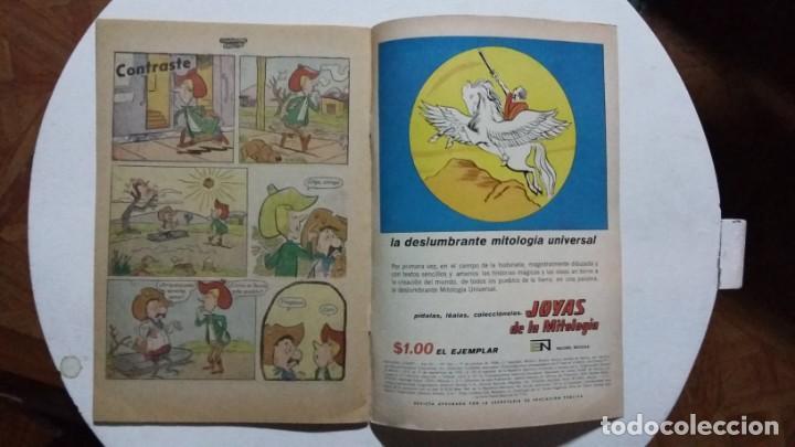 Tebeos: Hopalong Cassidy n° 166 - original editorial Novaro - Foto 3 - 133443314