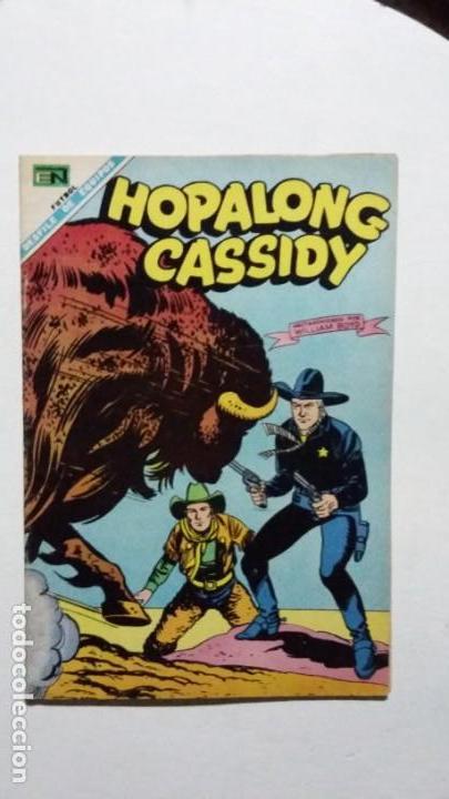 HOPALONG CASSIDY N° 166 - ORIGINAL EDITORIAL NOVARO (Tebeos y Comics - Novaro - Hopalong Cassidy)