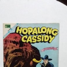 Tebeos: HOPALONG CASSIDY N° 166 - ORIGINAL EDITORIAL NOVARO. Lote 133443314