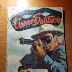 Tebeos: EL LLANERO SOLITARIO Nº 173 EDITORIAL NOVARO. 1967. Lote 133466486