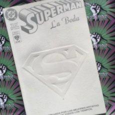 Tebeos: SUPERMAN. LA BODA (EDICIONES VID). Lote 133488678