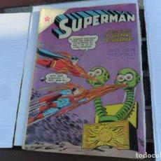 Tebeos: NOVARO AÑO 1961, SUPERMAN Nº 337. CORRECTO ESTADO.. Lote 133526554
