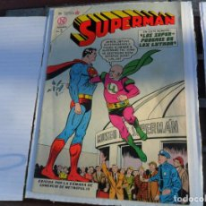 Tebeos: NOVARO AÑO 1961, SUPERMAN Nº 423. CORRECTO ESTADO.. Lote 133526642