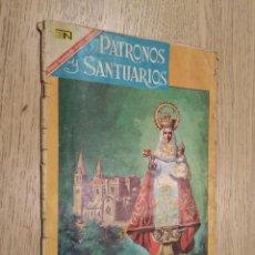 Tebeos: PATRONOS Y SANTUARIOS LA VIRGEN DE COVADONGA EDITORIAL NOVARO 1966. Lote 133683694