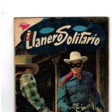 Tebeos: EL LLANERO SOLITARIO Nº 106 - 1º DE ENERO DE 1962.- NOVARO. Lote 133685606
