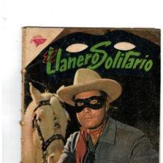 Tebeos: EL LLANERO SOLITARIO Nº 118 - 1º DE ENERO DE 1963.- NOVARO. Lote 133685614