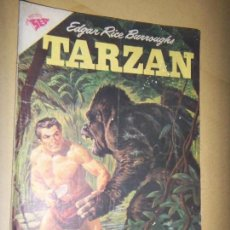 Tebeos: TARZAN N.111 DE 1961 E.R. BURROUGHS -OFERTA. Lote 133780530