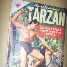 Tebeos: TARZAN N.97 DE 1959 E.R. BURROUGHS -GORDON SCOTT, OFERTA. Lote 133780562