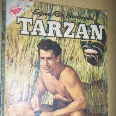 Tebeos: TARZAN N.71 DE 1957 E.R. BURROUGHS -ACTOR-GORDON SCOTT-. Lote 133780594