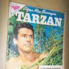 Tebeos: TARZAN N.89 DE 1959 E.R. BURROUGHS GORDON SCOTT -OFERTA. Lote 133780614